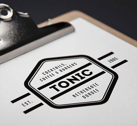 Image of Tonic Dundee Logo