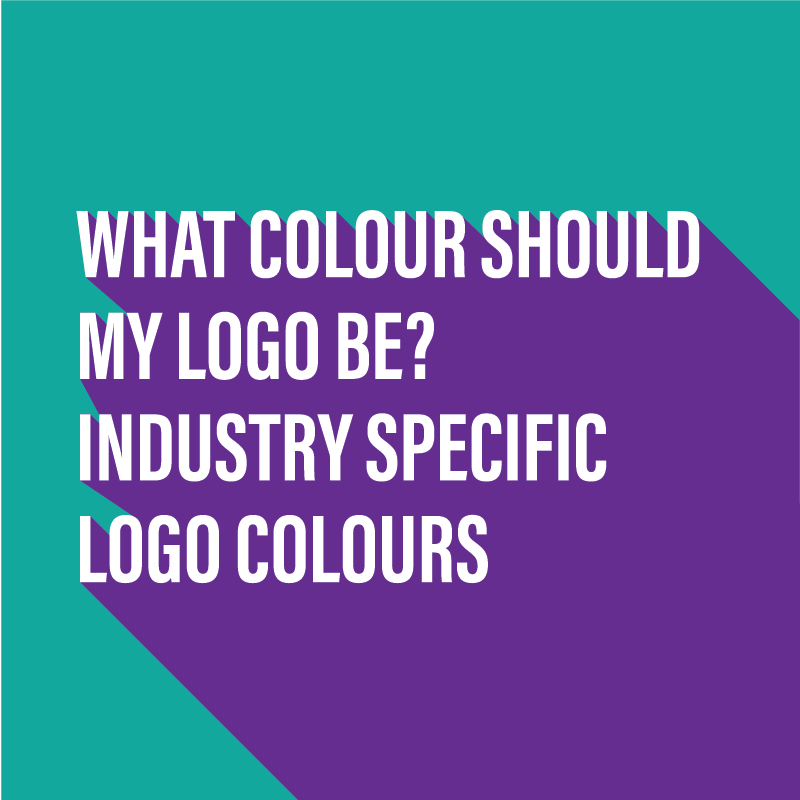 What colour should my logo be?