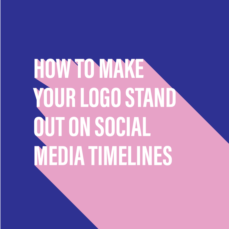 How to make your logo stand out on social media
