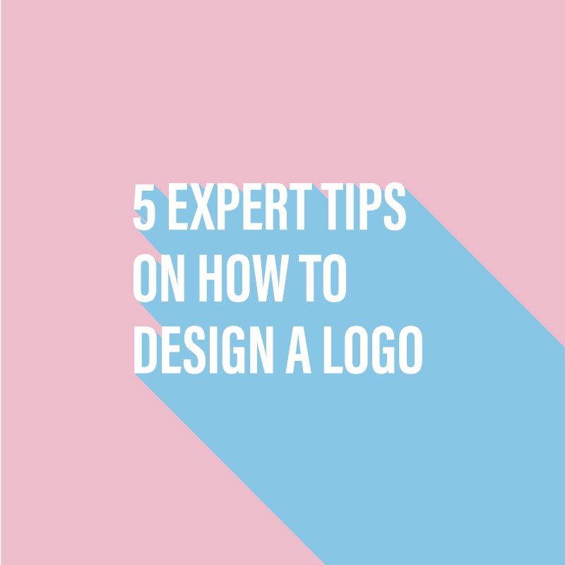 5 expert tips on how to design a logo