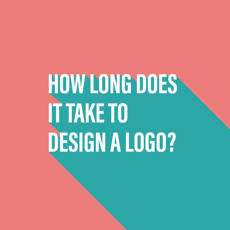 How long does it take to design a logo?