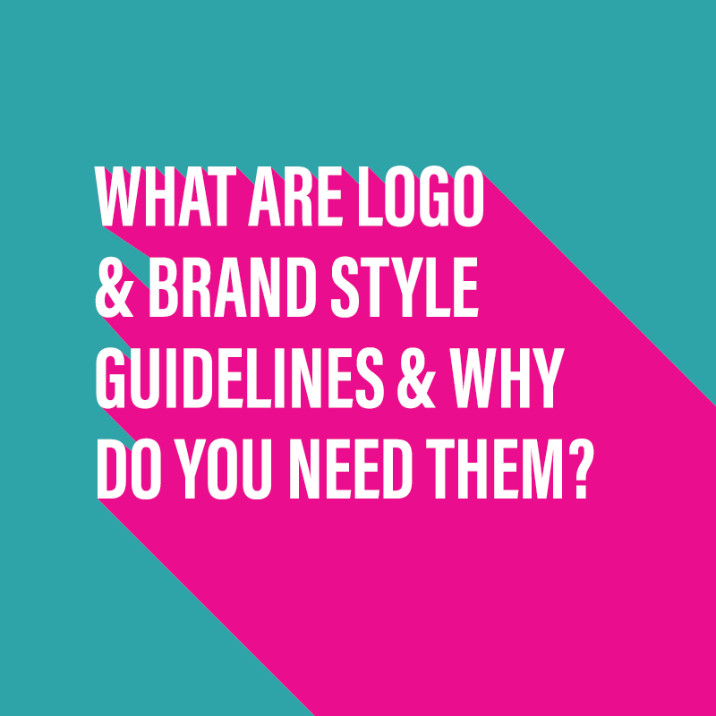 What are logo and brand style guidelines?