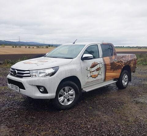 Image of Gillies & Mackay Vehicle