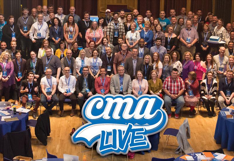 Photograph of CMA Live