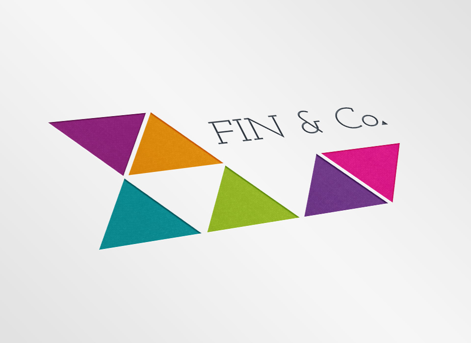 Fin and Co Logo