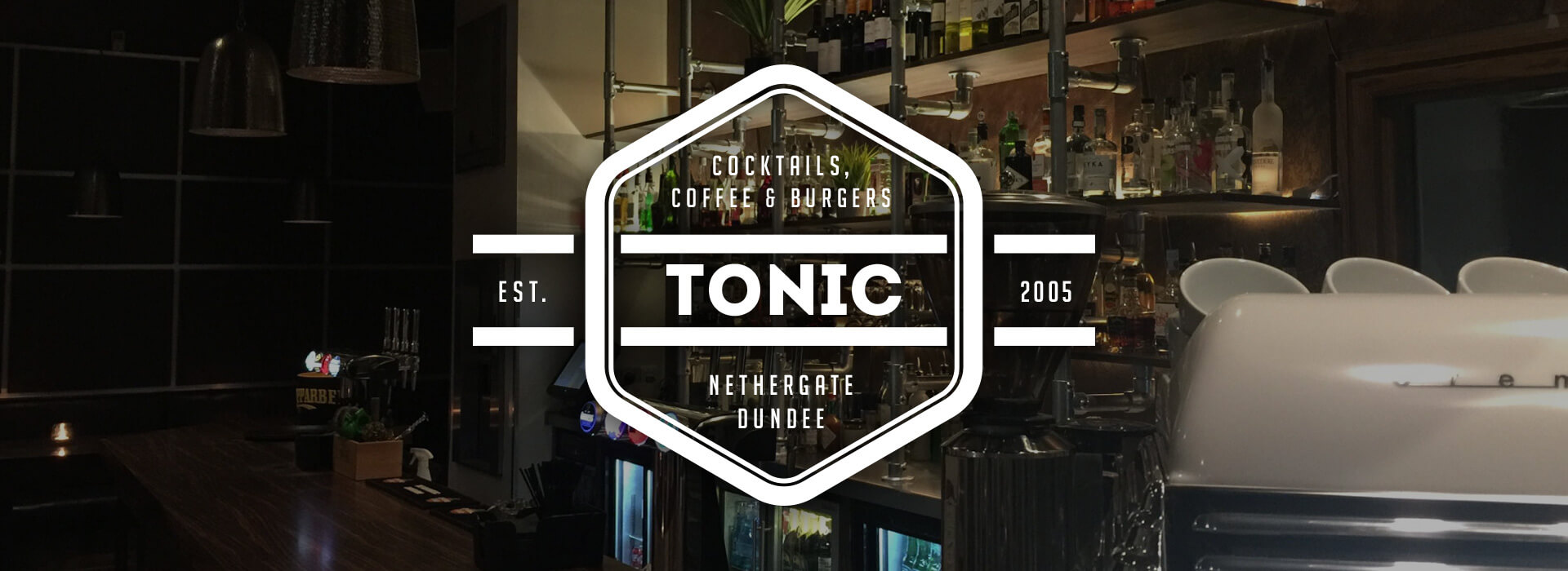 Photograph of inside Tonic, Dundee