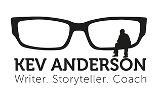 Logo design for Kev Anderson